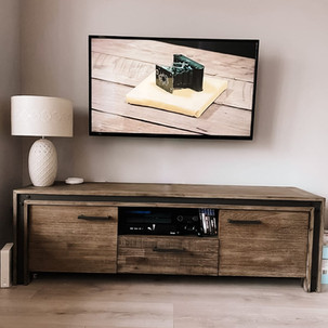 Tv wall mounting and Saorview installation in Leixlip Co Kildare, Ireland