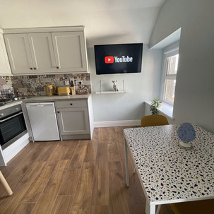 Tv and WiFi installation in Airbnb apartment in Dublin 1