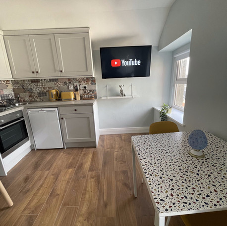 Tv and WiFi installation in Airbnb apartment