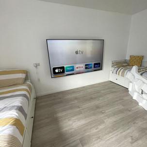 """82"""" tv installation in Drimnagh, Dublin 12"""