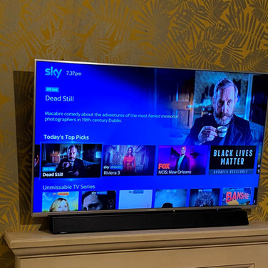 Sky tv installation and tv wall mounting in Kilcock Co Kildare
