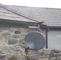 SAORVIEW AERIAL AND SATELLITE DISH INSTALLATION FOR DUFFYS OF BALLYBIN B&B IN ASHBOURNE CO MEATH