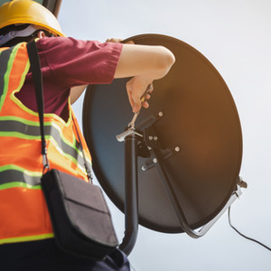 Satellite dish installations and repairs