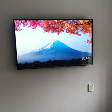 Tv wall mounting in Dublin