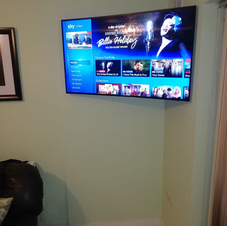 Tv installation and sky box management, Athy, County Kildare