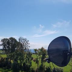 Satellite dish installation in Clonakilty Co Cork