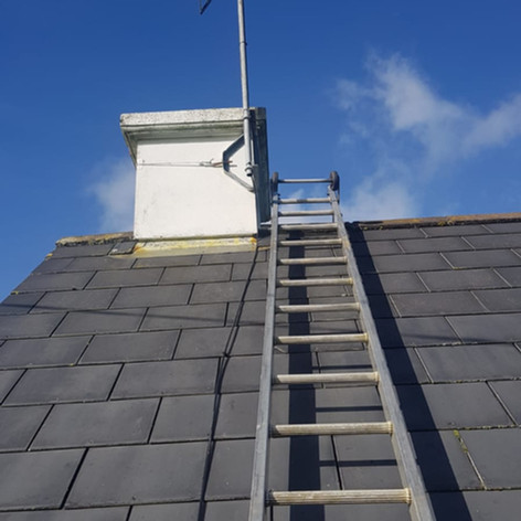 Saorview aerial installation in Clonakilty