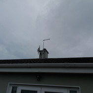 4G LTE HIGH SPEED BROADBAND INSTALLATION IN THE CHANTRIES IN BALBRIGGAN COUNTY DUBLIN INSTALLATION