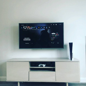 Tv installation and cable management in Clongriffin, Dublin 13