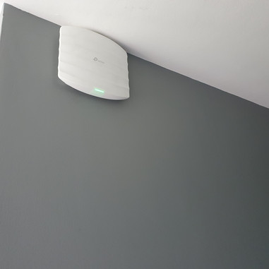 Wifi access point installation in Bettystown Co Meath