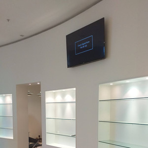 Commercial tv and WiFi installation