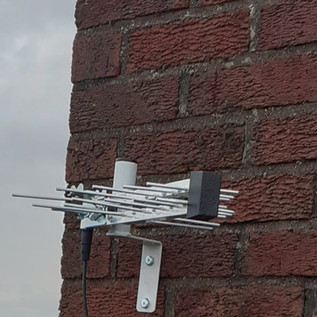 SAORVIEW AERIAL FULL INSTALLATION INCLUDING A CABLE RUN FROM € 110 VAT INC