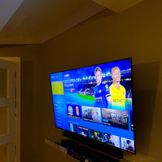 Sky tv installation and tv wall mounting in  Cabra West, Dublin 7