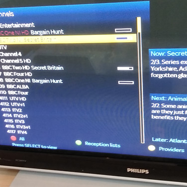 RECORDABLE SAORVIEW AND FREE TO AIR COMBI BOX WE HAVE INSTALLED FOR A CLIENT FROM LUTSTOWN DUNBOYNE COUNTY MEATH
