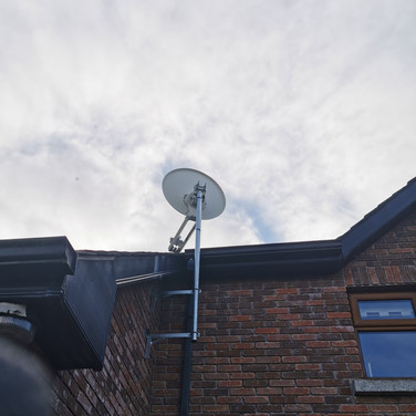 Satellite broadband installation Carrickmacross Co Monaghan