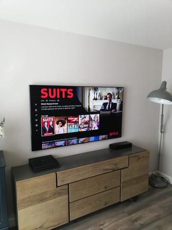 Tv installation and tv cable concealment, Balbriggan North Co Dublin