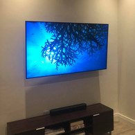 Tv wall mounting in Dun Emer Lusk North County Dublin