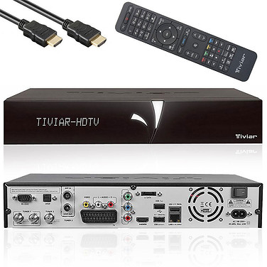 TIVIAR ALPHA PLUS TWIN TUNER RECORDABLE BOX WHICH WE USUALLY USE