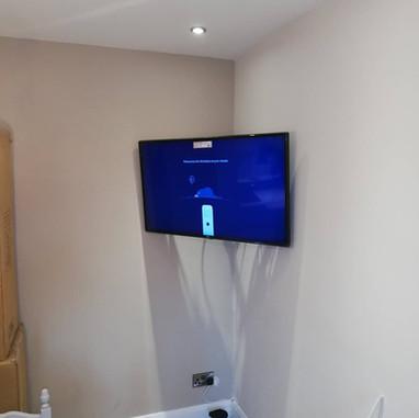 Tv wall mounting in Balrath Dulek Co Meath