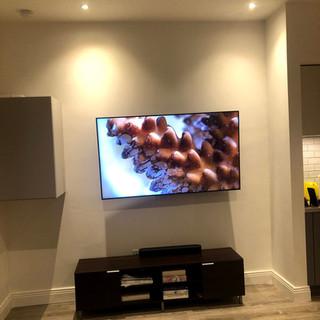 Tv installation in Lusk