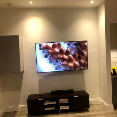 Tv wall mounting in Lusk North Co Dublin