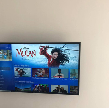 Tv installation in Ratoath County Meath