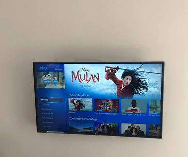 Tv wall mounting in Ratoath Co Meath