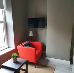 Tv system installation in Airbnb in Dorset Street, Dublin 1