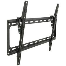 We mount tvs on the wall brackets