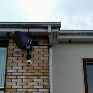 Satellite dish installation Ashewood Ashbourne Co Meath