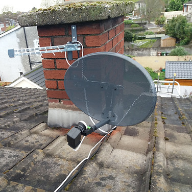 FREE TO AIR AND SAORVIEW COMBO BOX INSTALLATION IN GRACE PARK MEADOWS DUBLIN 9