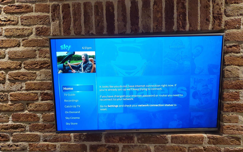 Tv wall mounting in Fleenstown Ashbourne Co Meath