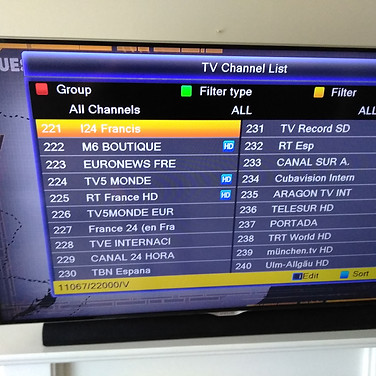 WE HAVE INSTALLED A SATELLITE AND A=SAORVIEW SYSTEM FOR A CLIENT FROM DEANS GRANGE IN SOUTH DUBLIN