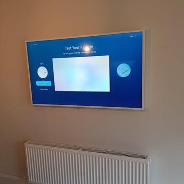 Samsung The Frame installation Leixlip Co Kildare