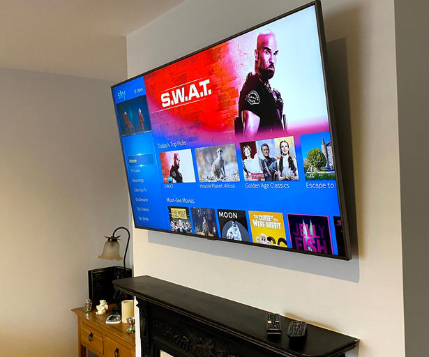 Tv installation and Sky box management in Duleek, County Meath