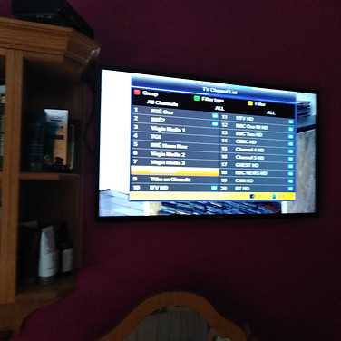 WE HAVE INSTALLED FREE TO AIR AND SAORVIEW SYSTEM FOR A CLIENT FROM TUDOR GROVE IN ASHBOURNE COUNTY MEATH