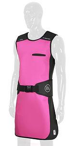 Infab Radiation Protection Apron 503 Revolution Front Protection Black Belt