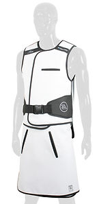 Infab Radiation Protection Apron L103 Revolution Lumbar Vest & Skirt