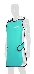 Infab Radiation Protection Apron 303 Revolution VELCRO® Front