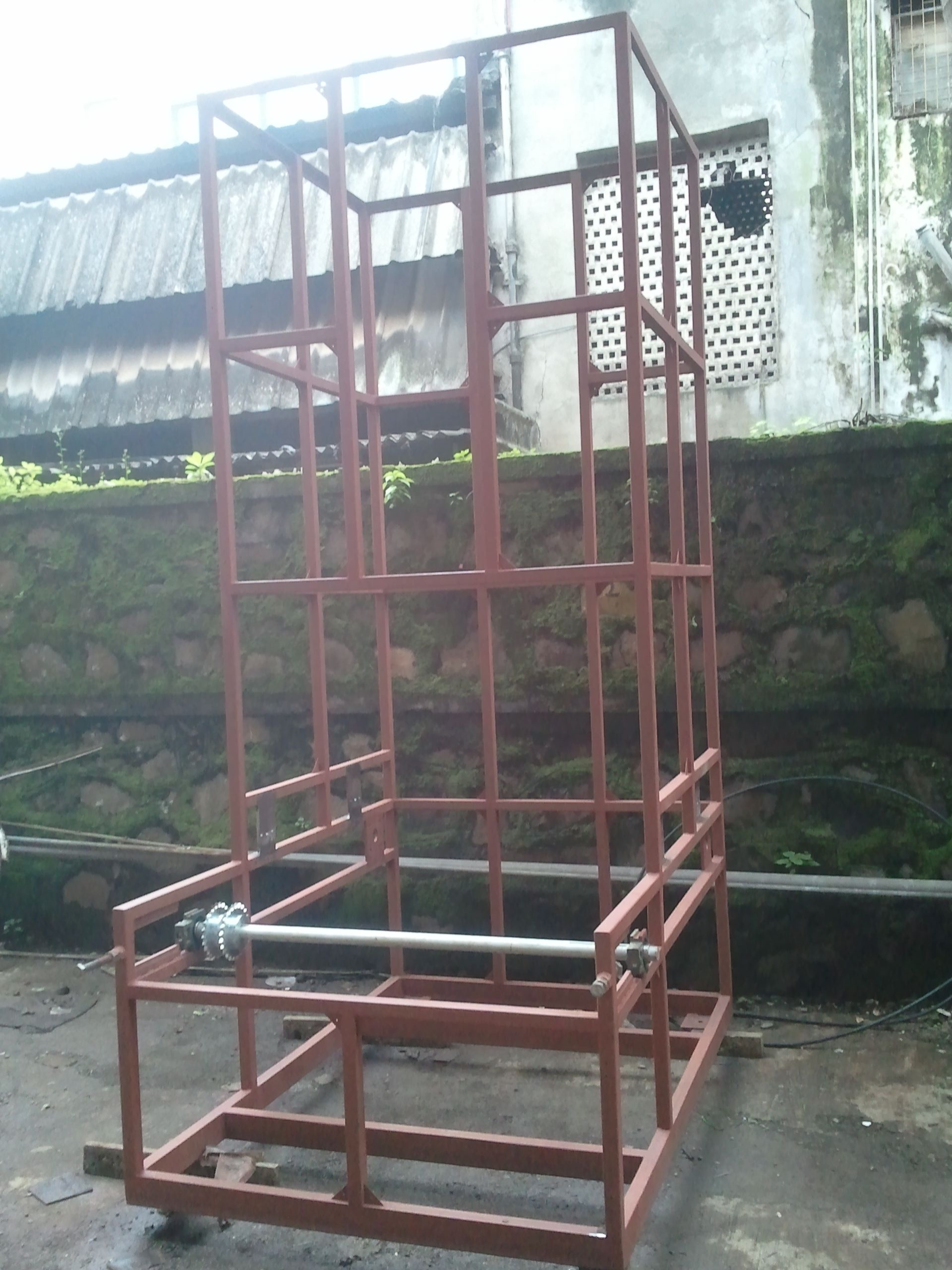 Structural-Fabrication