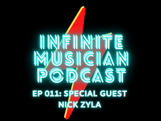 EP 011: Special Guest Nick Zyla