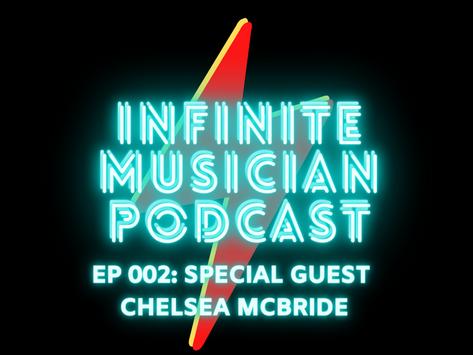 EP 002: Special Guest Chelsea McBride