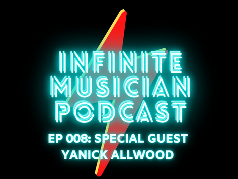 EP 008: with guest Yanick Allwood (After Funk)