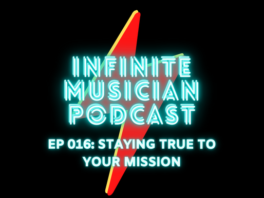 EP 016: Staying True To Your Mission