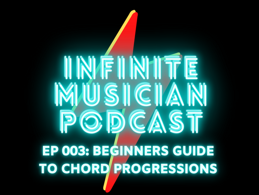 EP 003: Beginner's Guide to Better Chord Progressions