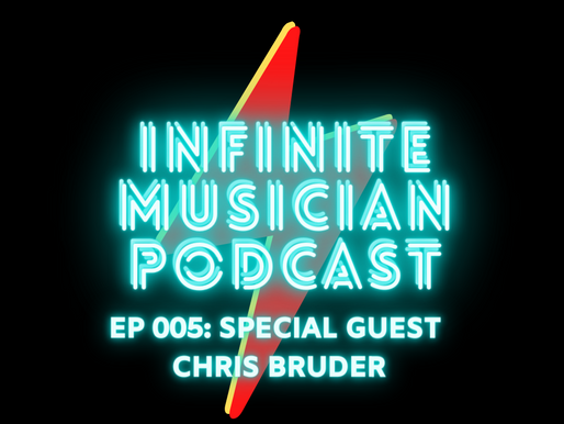 EP 005: Special guest Chris Bruder