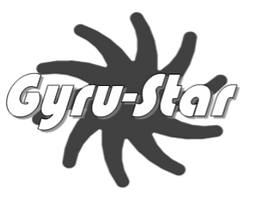 Gyru-Star compact screening systems logo
