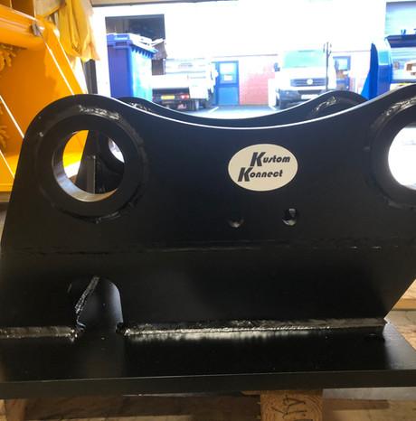 Kustom Konnect KKRP special head plate