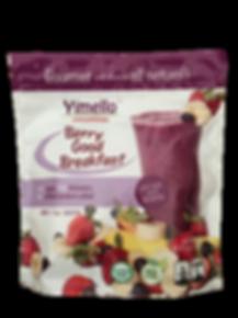 Berry Good Breakfast Smoothie