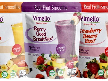 Yimello Smoothies Now Available at Weis Markets!